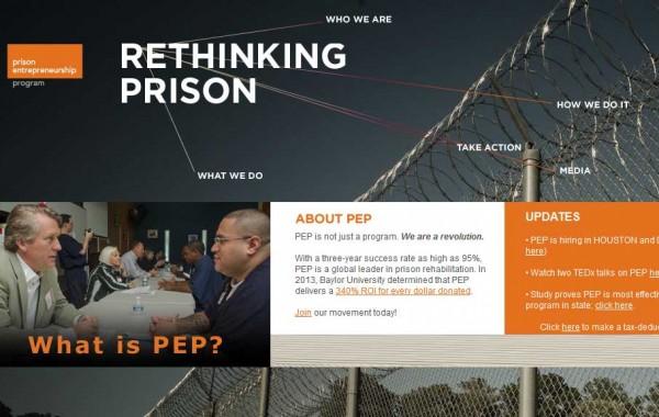 Prison Entrepreneurship Program
