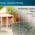 Quarterly Meeting Houston – September 3Q 2019