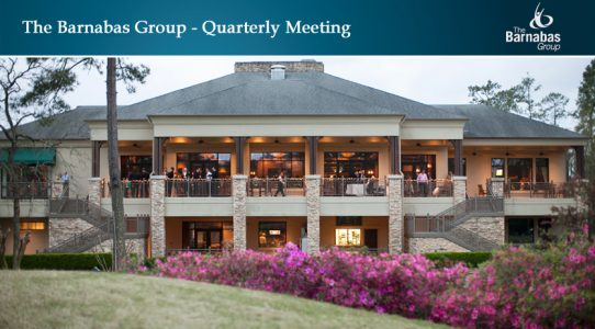 Quarterly Meeting The Woodlands – February 1Q 2020