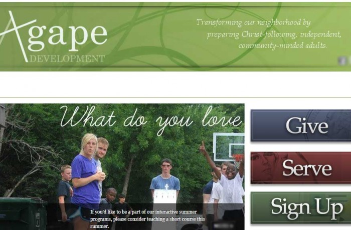 Agape Development Ministries
