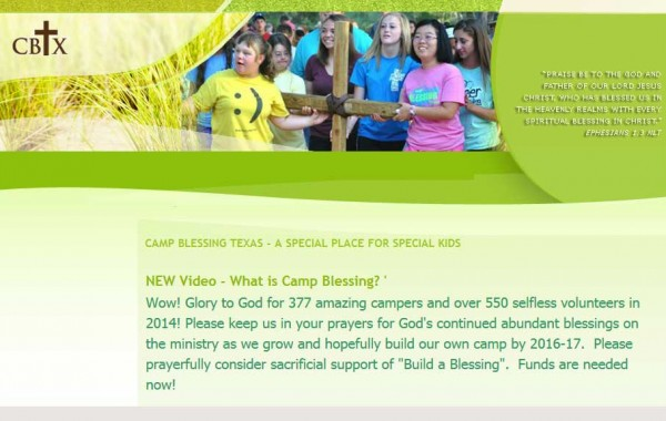 Camp Blessing