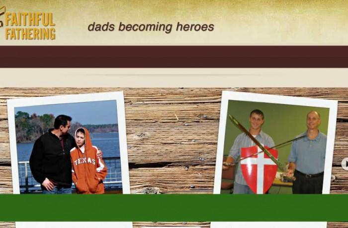 Faithful Fathering Initiative in Texas