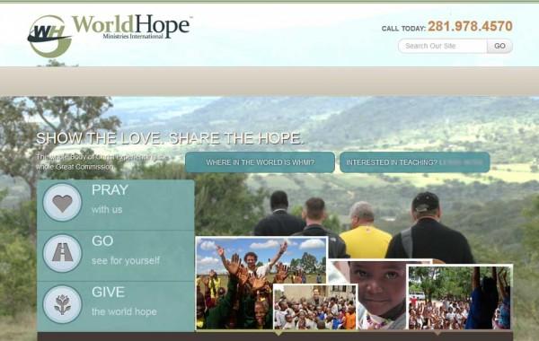World Hope Ministries International