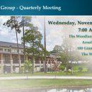 Quarterly Meeting The Woodlands – November 4Q 2019