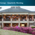 Quarterly Meeting The Woodlands – February 1Q 2020